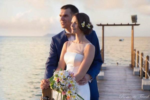 ślub na Mauritiusie portret