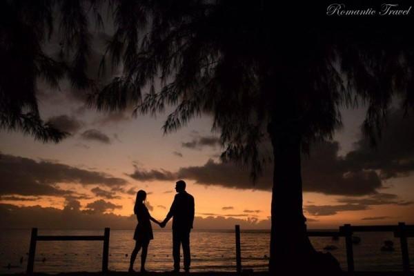 ślub na Mauritiusie zachód