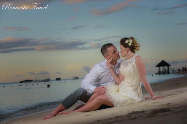 ślub na Mauritiusie miłość