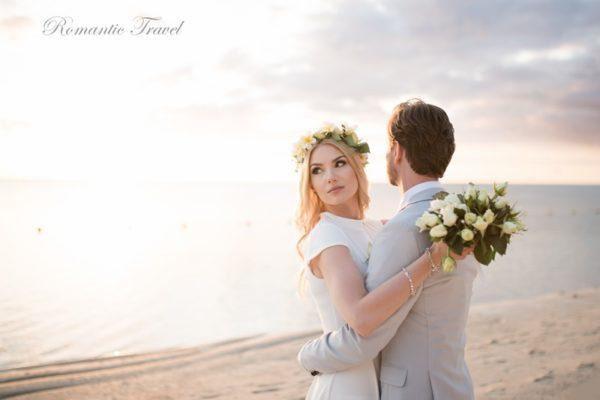 ślub na Mauritiusie bukiet