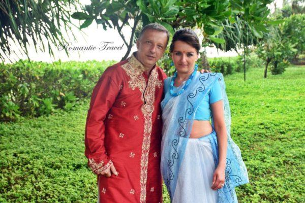 Ślub w Sri Lance